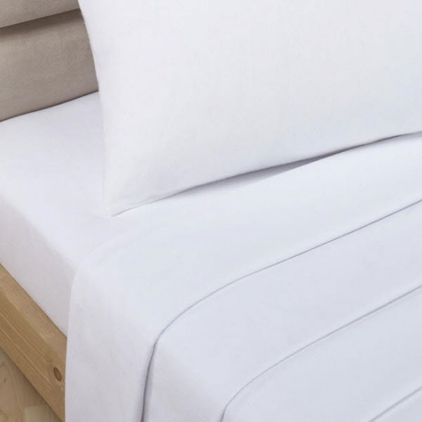 Percale Poly Cotton Bespoke Fitted Sheets-0