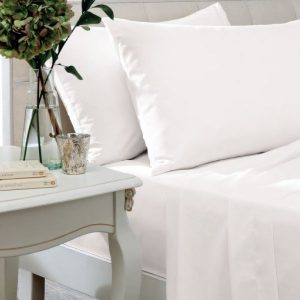 Polycotton Oxford Pillowcases-0