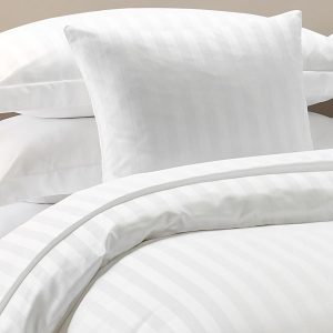 Satin Stripe Quilt Covers-0