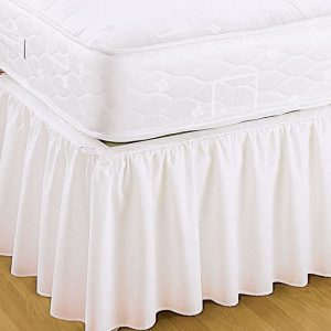 "Valances Frilled 15"" drop Bespoke Sizes-0"